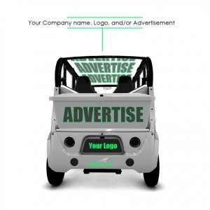 Advertise with Strive Transit